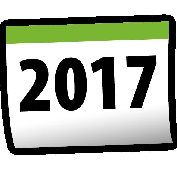 Das neue Jahr 2017